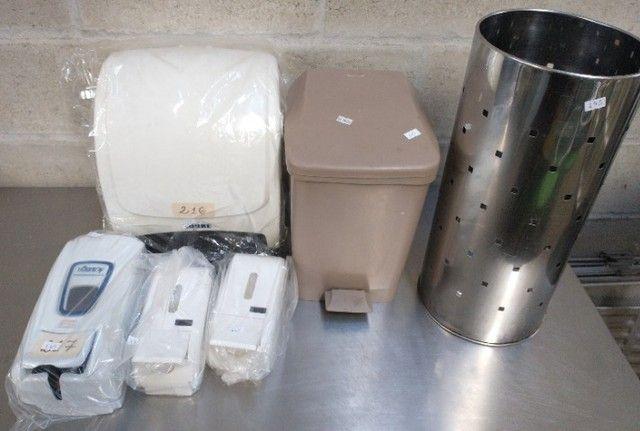 """Oferta Imperdível - Acessórios de higiene usados """"No estado"""" - Foto 2"""