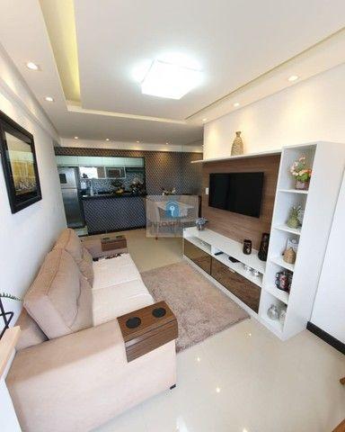 Apartamento de 2 quartos, finamente decorado em Pernambués