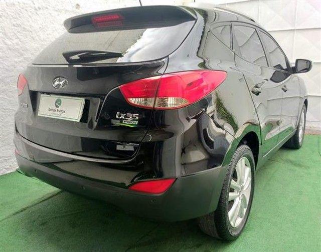 Hyundai ix35  2.0L 16v (Flex) (Aut) FLEX AUTOMÁTICO - Foto 10