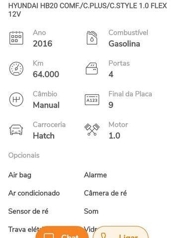 Vendo HB 20 36.000 - Foto 5