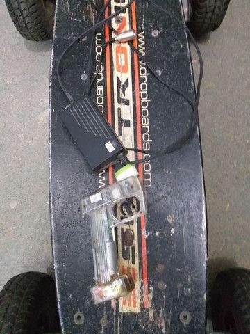 Skate elétrico sk8 800w - Foto 3