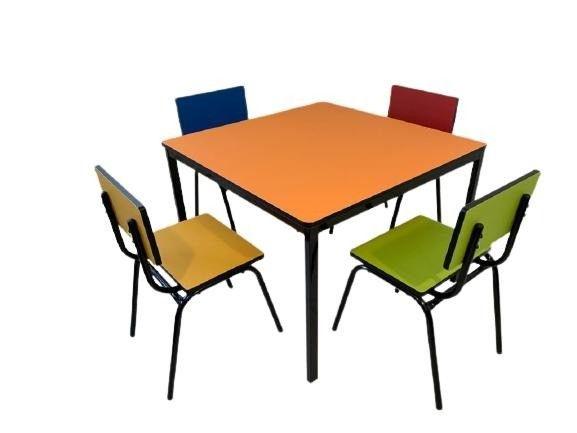 mesa e cadeira escoalr- carteira escolar infantil e adulto- direto da fabrica
