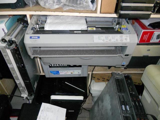 Impressora epson fx890