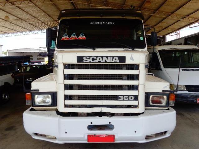 SCANIA T113 H 360 4X2 TOPLINE 1995