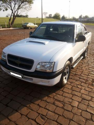 CHEVROLET S10 COLINA CABINE SIMPLES
