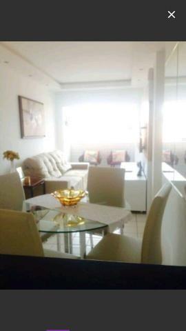 Campo Grande/2 quartos + suíte/Parte de Mobília