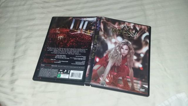 DVD Wanessa DNA Tour
