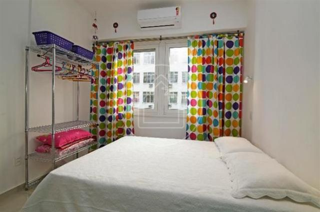 Apartamento à venda com 1 dormitórios em Copacabana, Rio de janeiro cod:832664 - Foto 9