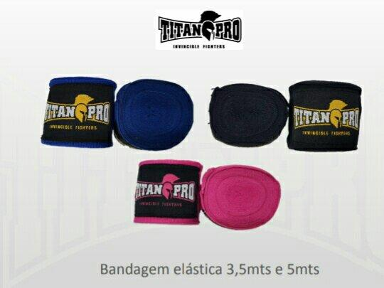 Bandagem titanpro