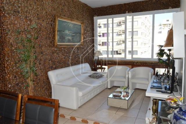 Apartamento à venda com 3 dormitórios em Jardim botânico, Rio de janeiro cod:736108 - Foto 3