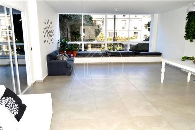 Apartamento à venda com 3 dormitórios em Jardim botânico, Rio de janeiro cod:736108 - Foto 15