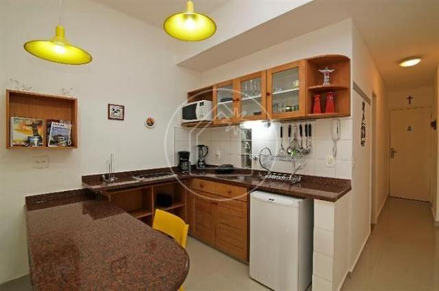 Apartamento à venda com 1 dormitórios em Copacabana, Rio de janeiro cod:832664 - Foto 14