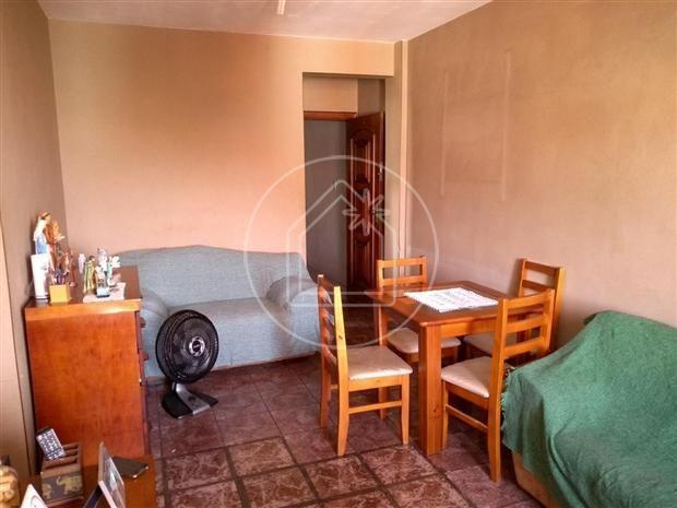 Apartamento à venda com 2 dormitórios em Tauá, Rio de janeiro cod:838368 - Foto 3