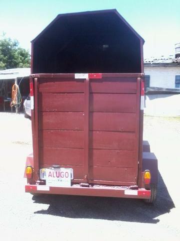 Aluguel Reboque de cavalos - Locação com camioneta diesel cabine dupla - Foto 2