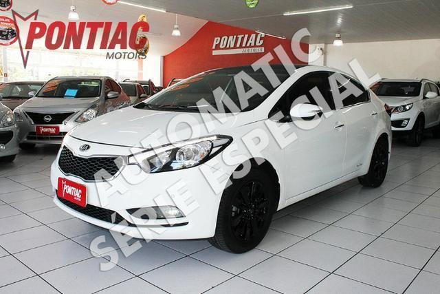 Kia Motors Cerato 1.6 Aut 2014