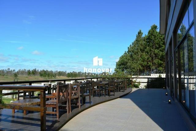 Terreno no Excelente Condomínio Parque das Oliveiras, Portaria 24h, Área Verde - Tomazetti - Foto 17