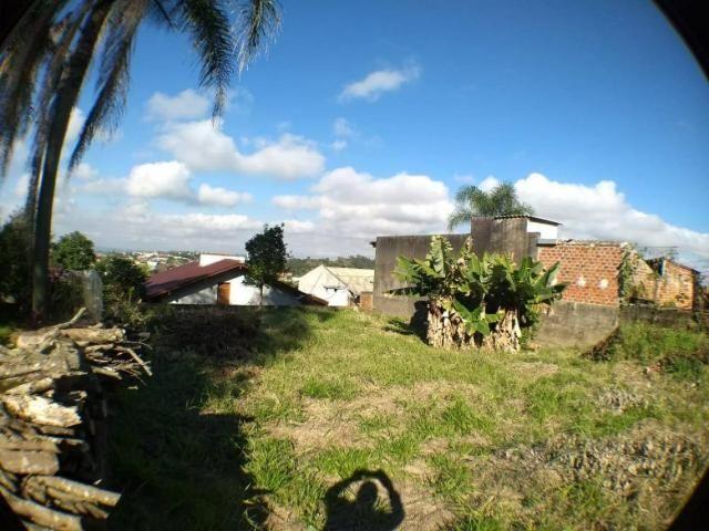 Terreno à venda, 360 m² por r$ 175.000,00 - união - estância velha/rs
