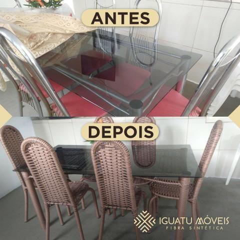 Reforma de móveis ENTREGA GRÁTIS em Manaus - Foto 6