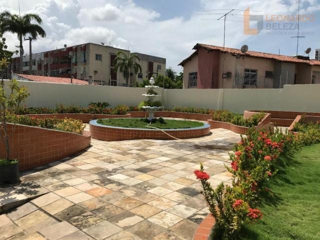 Apartamento com 3 dormitórios à venda, 115 m² - fátima - fortaleza/ce - Foto 19