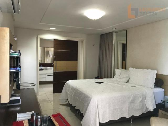 Apartamento com 4 suítes, beira mar, fortaleza, ceará - Foto 16