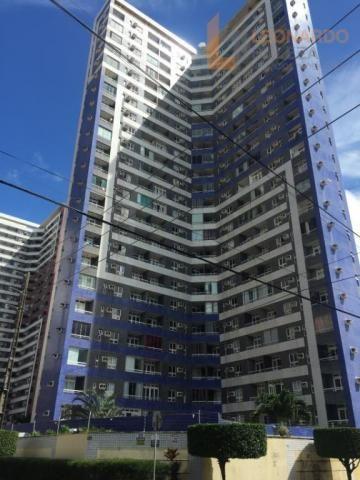 Apartamento com 3 quartos, à venda, no papicu!!!