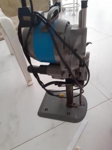 Máquina de corte 6 cm em ótimo estado de uso - Foto 2