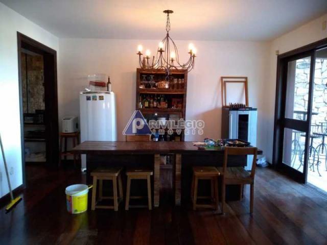 Casa à venda com 4 dormitórios em Santa teresa, Rio de janeiro cod:FLCA40016 - Foto 8