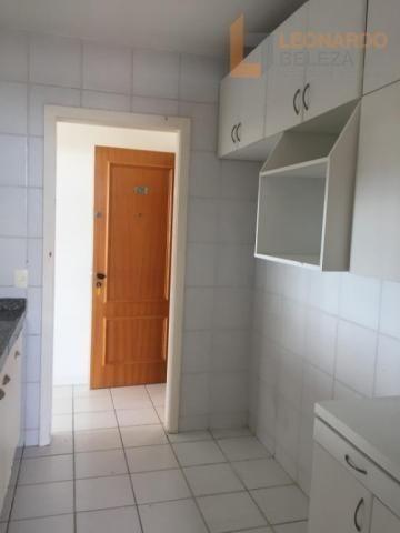 Apartamento com 3 quartos, à venda, no papicu!!! - Foto 19