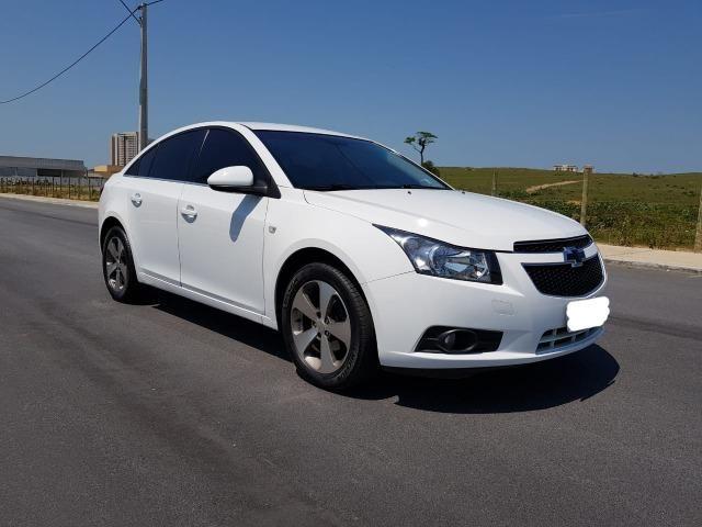 Cruze LT - Automático - Impecável - Branco - 2012 - Foto 6