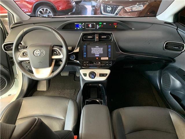 Toyota Prius 1.8 16v híbrido 4p automático - Foto 6