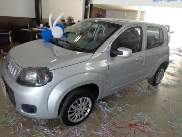 Fiat Uno VIVACE 1.0 4 PORTAS - Foto 6