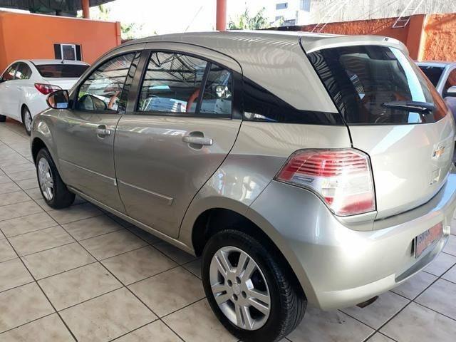 Chevrolet agile 2011/2011 1.4 mpfi ltz 8v flex 4p manual - Foto 6