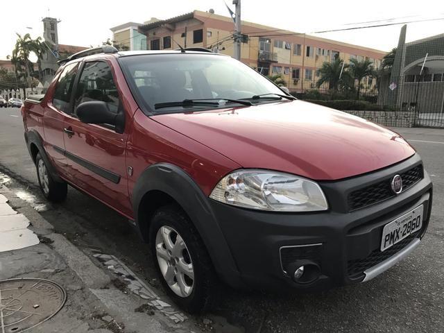 Fiat Strada 1.4 Working CD 2015- Extra!! - Foto 3