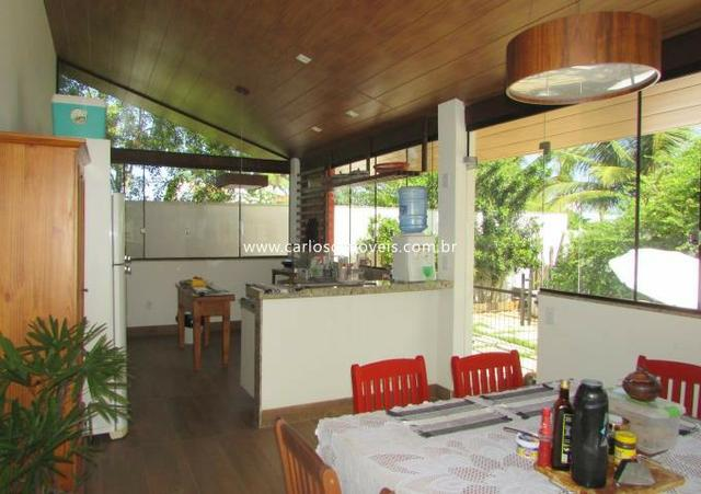 Linda casa, ótima localização, vista para mar, no balneário de Jacaraípe - Foto 8