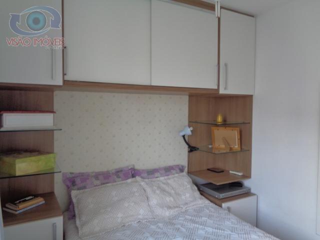 Apartamento à venda com 2 dormitórios em Jardim camburi, Vitória cod:1193 - Foto 5