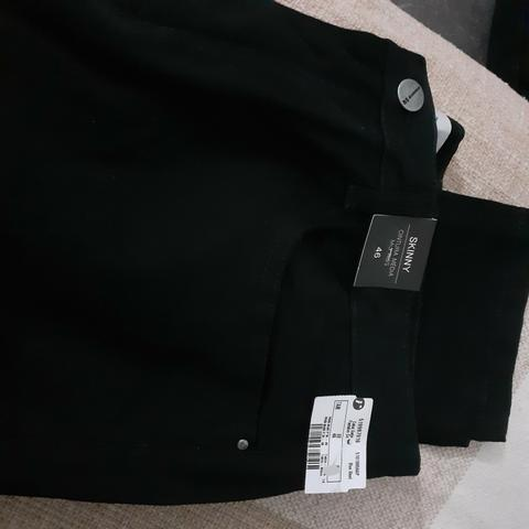 Calça preta sarja - Foto 2