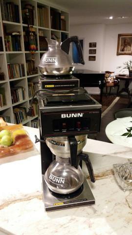 Cafeteira bunn vp gourmet café n segafredo nespresso