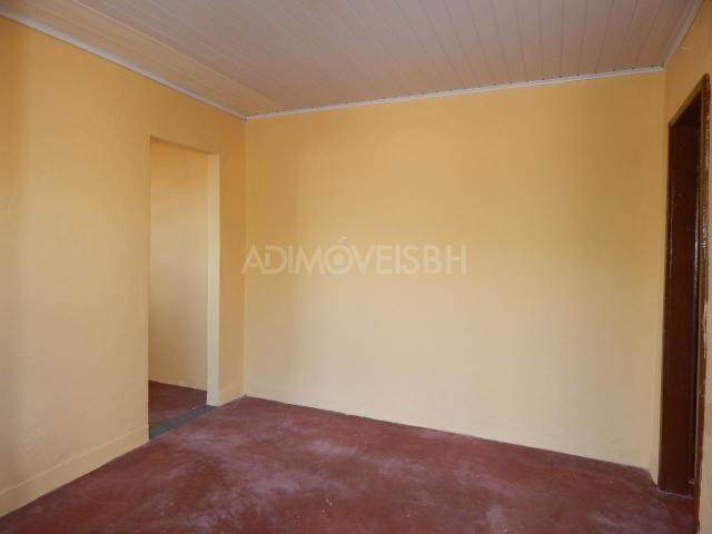 Barracão para aluguel, 1 quarto, gloria - belo horizonte/mg - Foto 3