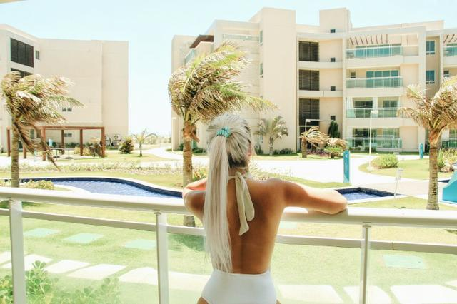 Apartamentos e Cobertura no Aquiraz Riviera - Foto 8