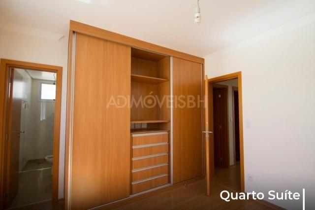 Apto área privativa à venda, 3 quartos, 4 vagas, gutierrez - belo horizonte/mg - Foto 4