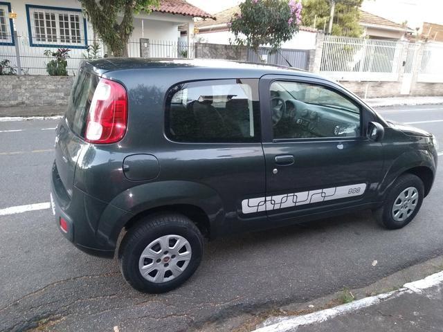Fiat uno way 2012 básica 1.0 mi flex 8v 4p manual - Foto 7