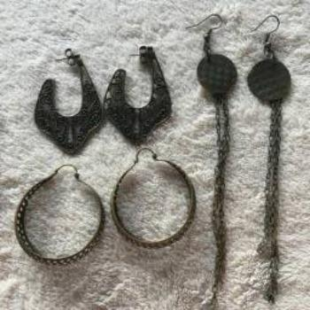 Brincos e pulseiras - Foto 2