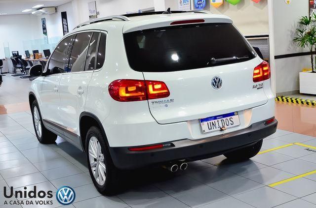 Volkswagen Tiguan 2.0 TSI 4WD Tiptronic (Aut)