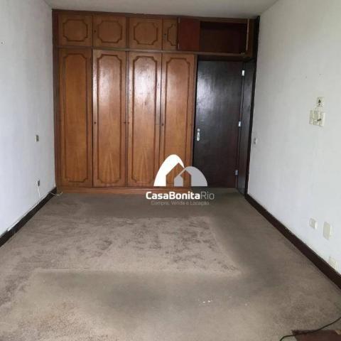 Apartamento com 3 dormitórios à venda, 160 m² - lagoa - rio de janeiro/rj - Foto 13