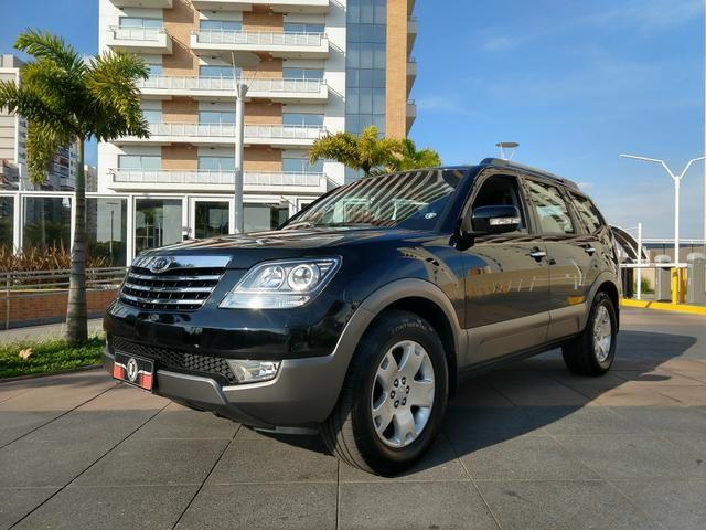 Kia Motors Mohave 4.6 2010 - TOP Blindada ! - Foto 13