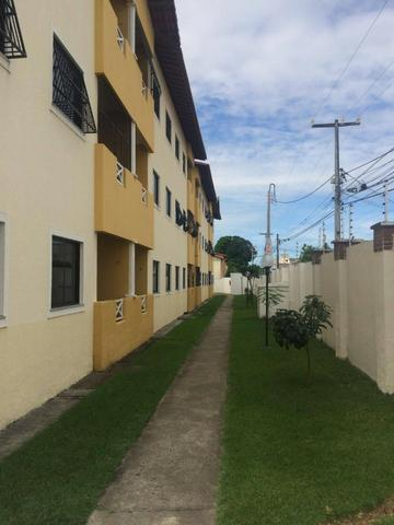 Royal Village Maraponga, 63m2, 3 Qtos, Varanda, 1 Vaga, Deck, Churrasqueira e Piscina - Foto 5