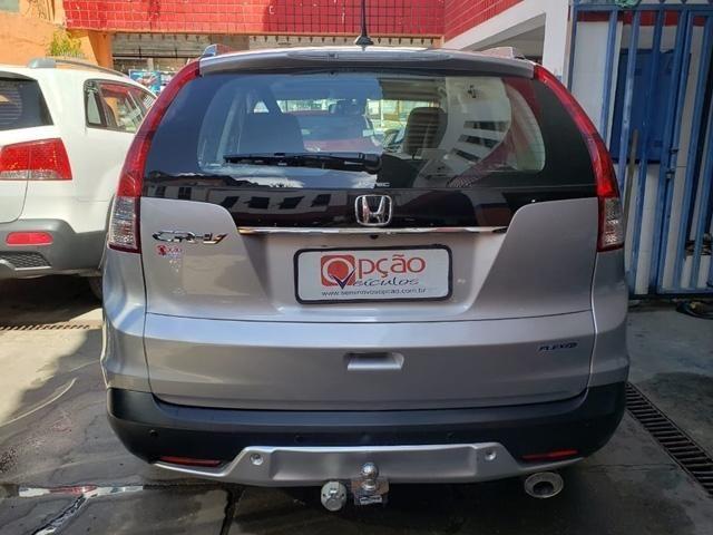 HONDA  CRV 2.0 EXL 4X2 16V FLEX 4P 2013 - Foto 13