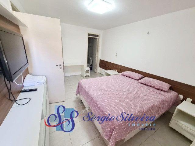 Apartamento no Paraíso das Dunas no Porto das Dunas com 3 suítes - Foto 6