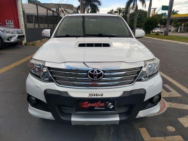 Hilux SW4 Srv Aut Diesel 7L 2012/2012