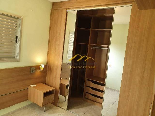 Apartamento com 2 dormitórios à venda, 52 m² por R$ 165.000,00 - Vila Nossa Senhora das Gr - Foto 12